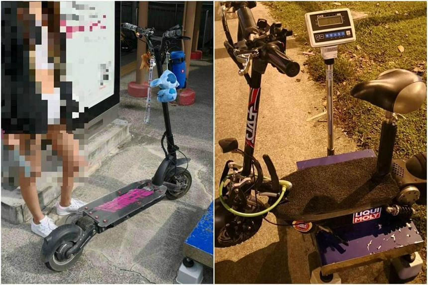 A total of 292 personal mobility devices were seized and impounded during enforcement operations, with investigations against all the cases still ongoing.