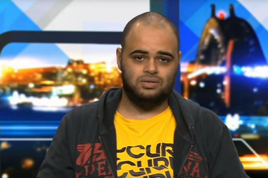 Zeky Mallah was stopped at the airport on June 6, 2018. He was sent back to Australia the next morning, on the next available flight.