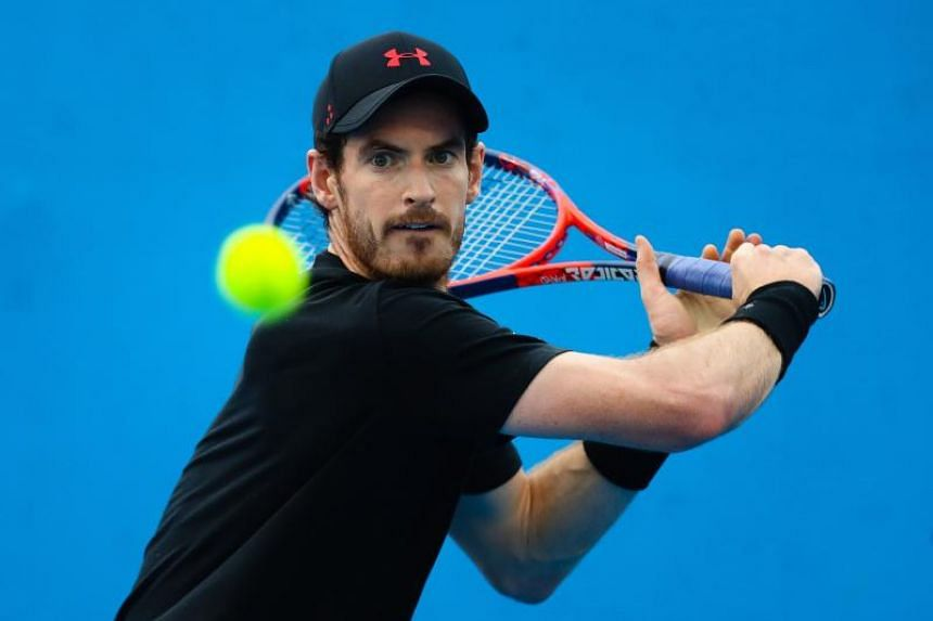 Former world No. 1 Andy Murray has not played a competitive match since losing in the Wimbledon quarter-finals in July 2017 and is on the mend after undergoing hip surgery in January.