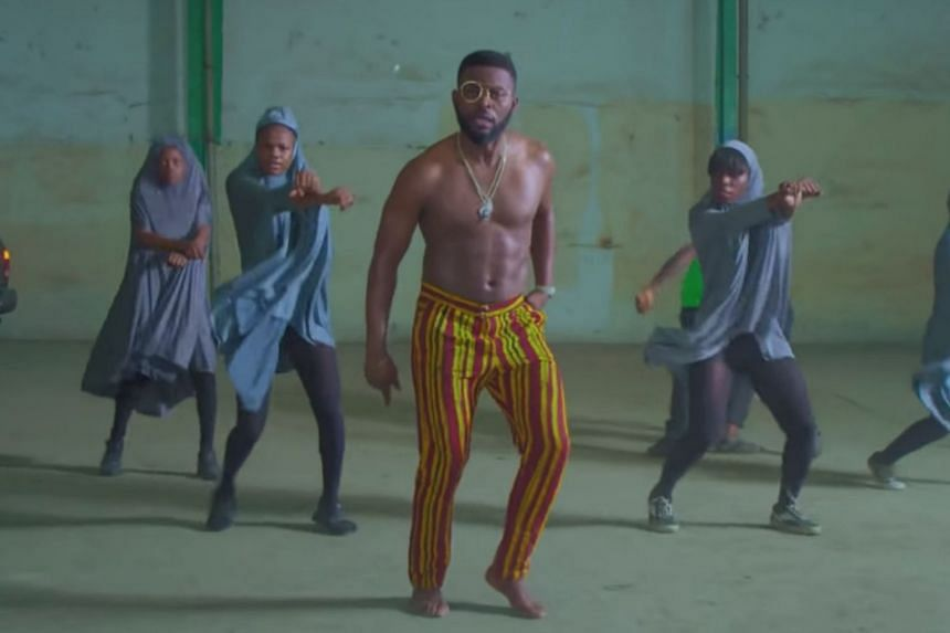 Falz's latest track This Is Nigeria - an adaptation of US performer Childish Gambino's This Is America - has racked up more than four million views on YouTube in just two weeks.