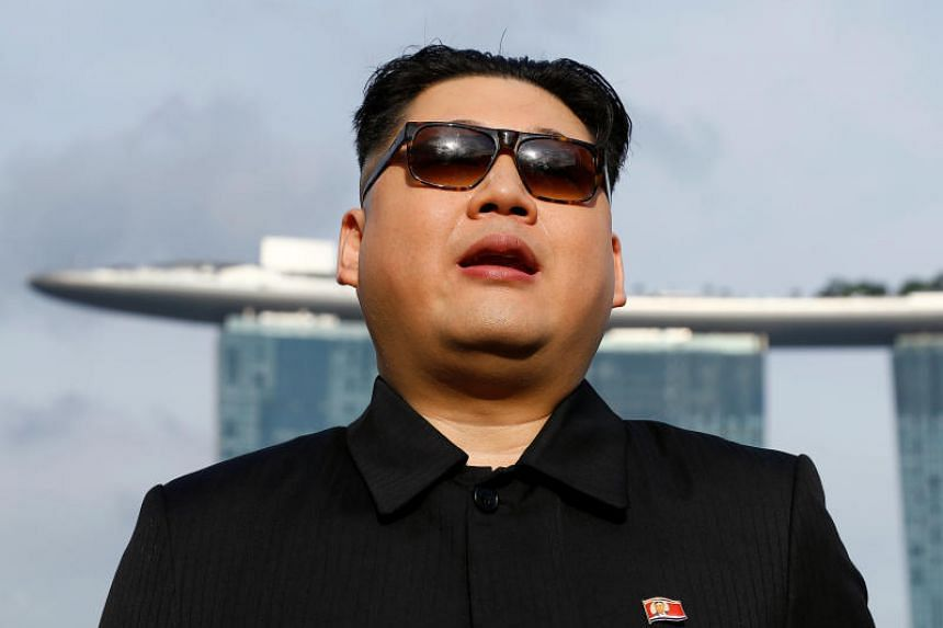 Hong Kong-based Kim impersonator Howard X says he and a Trump lookalike have been hired by a Singapore hotel to give their own take on the landmark meeting.