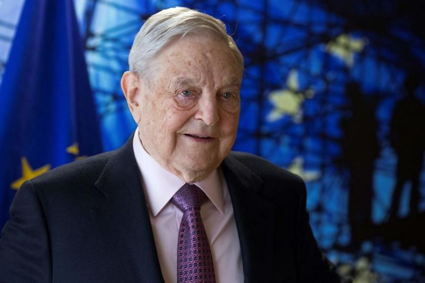 George Soros said a new global financial crisis is imminent.