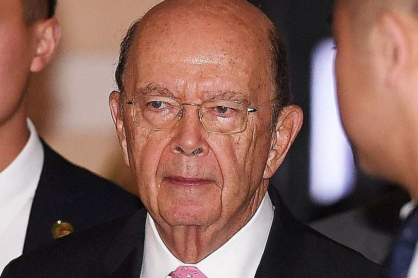 """US Commerce Secretary Wilbur Ross said the deal with ZTE was the """"strictest and largest settlement fine that has ever been brought by the Commerce Department"""". An agreement that allows the crippled company to reopen was seen as a key Chinese demand."""