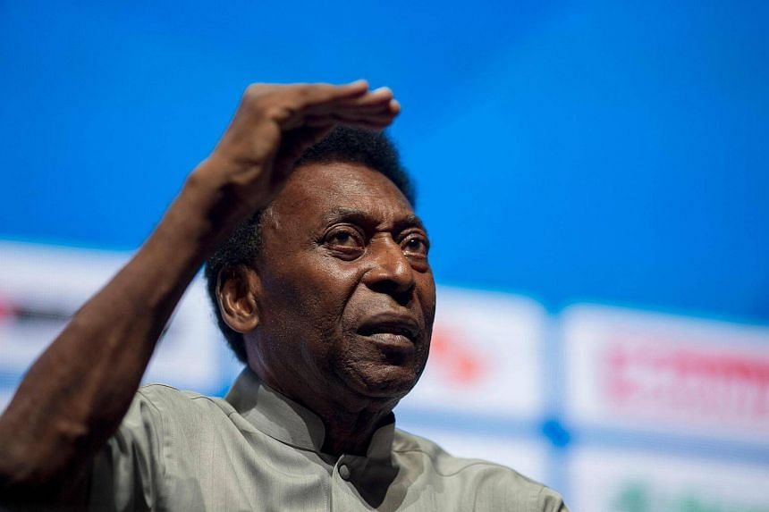Brazil do not yet have the right blend for success, Selecao legend Pele said.