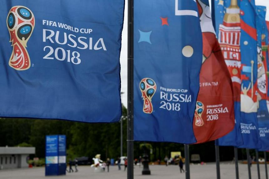 The 2018 World Cup kicks off with hosts Russia playing Saudi Arabia in Moscow's Luzhniki Stadium on June 14, 2018.