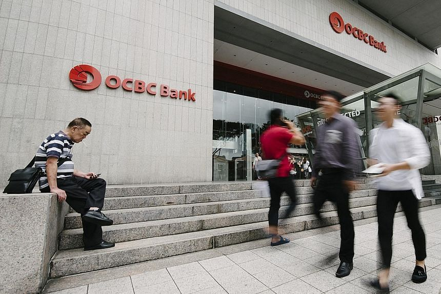 """OCBC is looking forward to structuring more bespoke financing solutions for customers as they """"navigate the business landscape together in a responsible manner"""", says its head of global corporate banking Elaine Lam."""