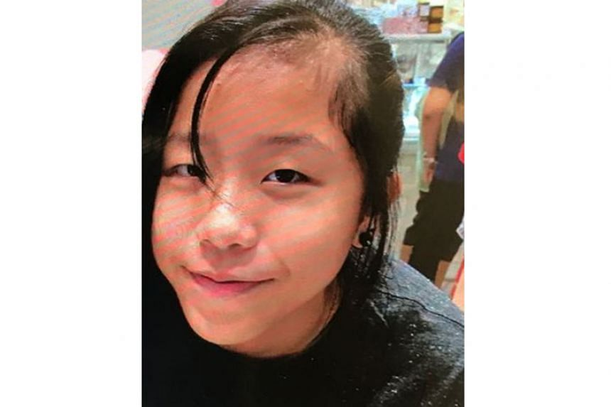 Valerie Yoong Hui Xuan was last seen at Hougang Mall at about 8.15pm on June 8, 2018.