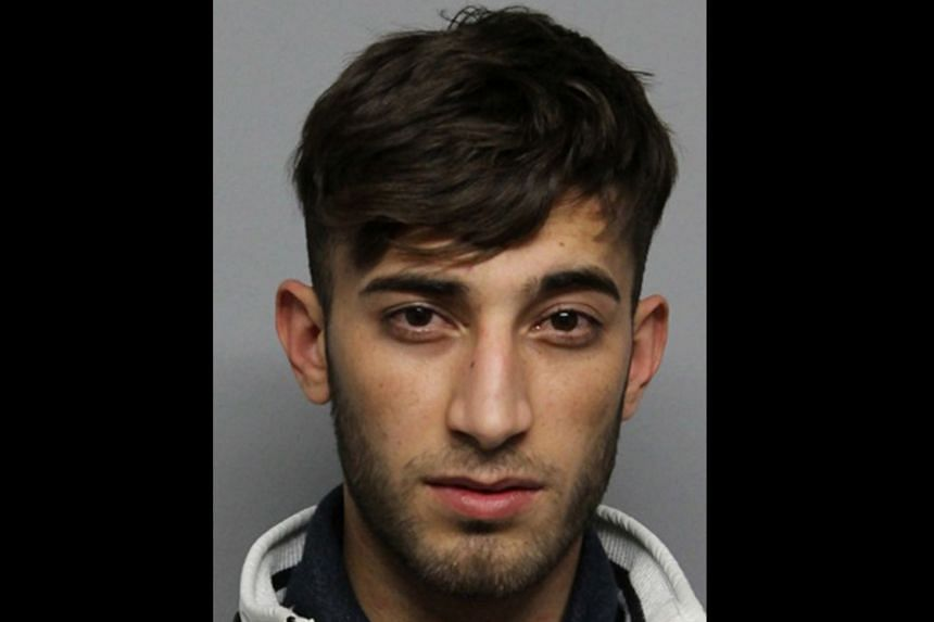 Ali Bashar (above) is a suspect in the rape and murder of 14-year-old girl Susanna Feldman.