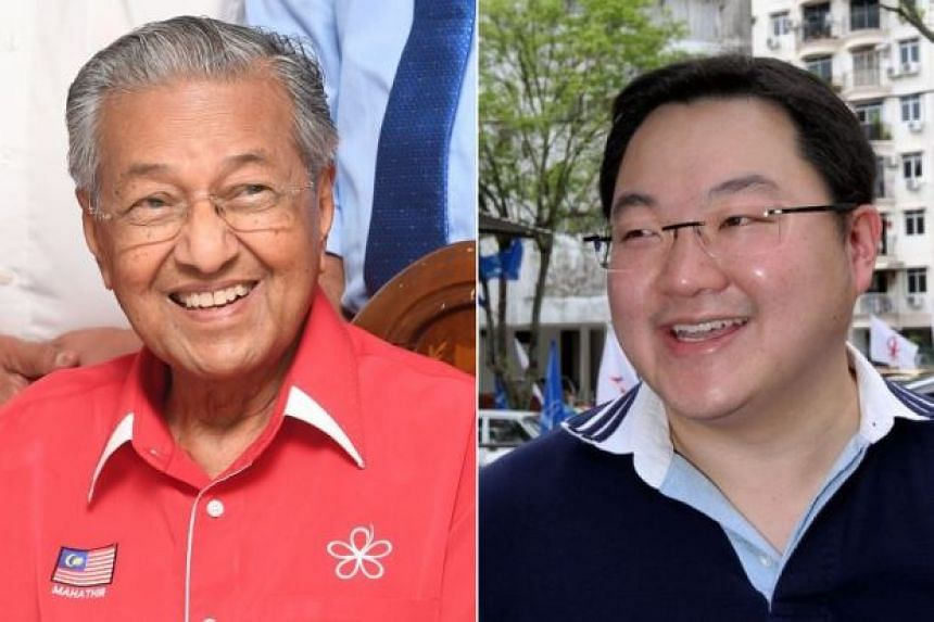 Jho Low (right) reached out to Tun Dr Mahathir Mohamad after he was sworn in as Prime Minister to offer his assistance on matters related to 1MDB.
