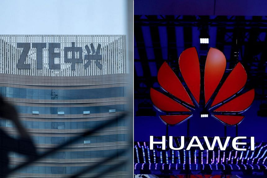 Republican senator Marco Rubio said ZTE and Huawei pose a serious threat to America's national security