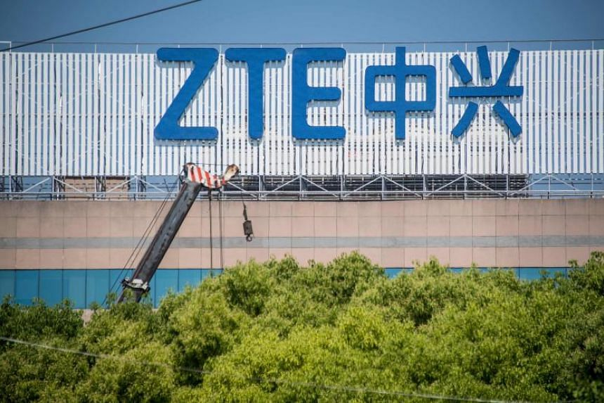 White House trade adviser Peter Navarro warned Chinese tech company ZTE that it would be shut down if it engaged in one more bad activity.