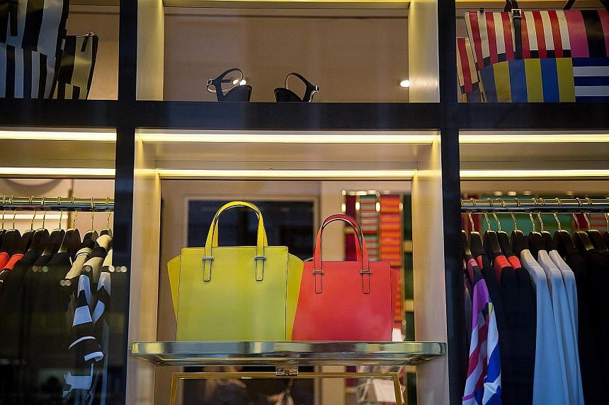 Online fashion market Tradesy saw a doubling of supply and an 800 per cent increase in purchases for Kate Spade handbags on the day of her death.