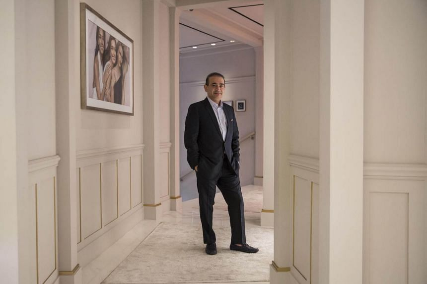 """Nirav Modi is in London trying to claim asylum from what he calls """"political persecution"""", the Financial Times reported."""