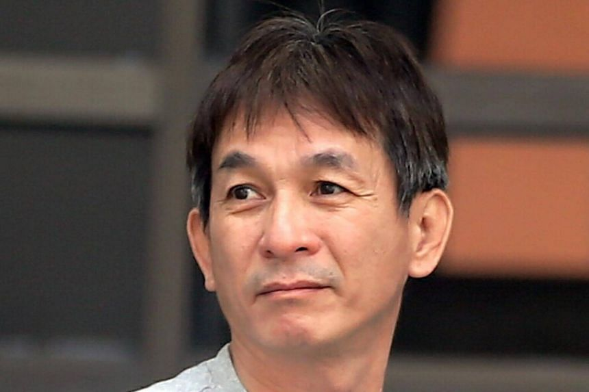 Ong Kim Huat was fined $2,000 on June 11 after pleading guilty to one count of assault.