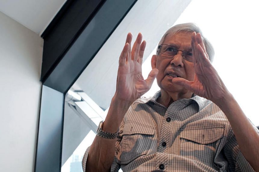 Tun Daim Zainuddin said he found indications of multiple criminal breaches of trust based on his meetings with dozens of state institutions and government-linked companies.