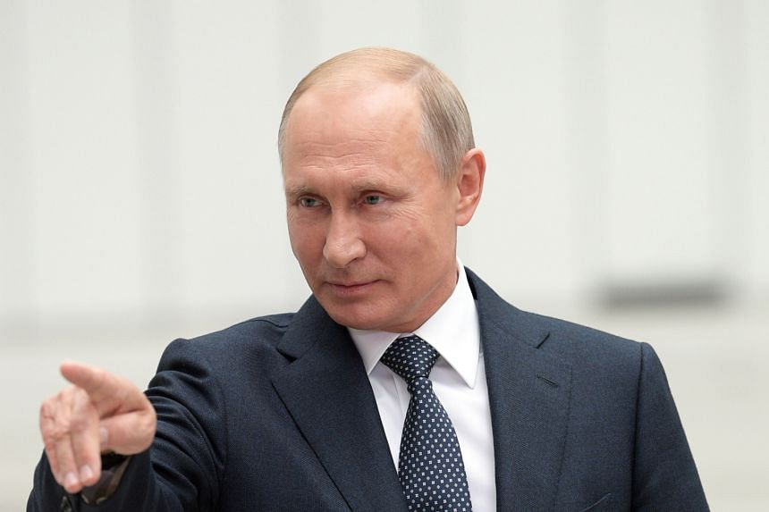 President Vladimir Putin has touted ideas such as building a railway link to connect Russia across the border and down to Busan, and a gas pipeline that would tie the two Koreas to Russia's energy grid.