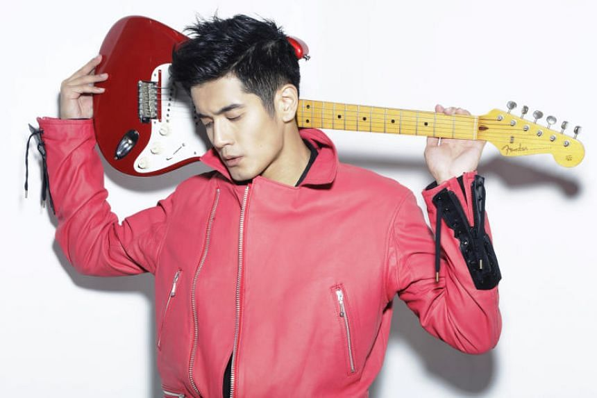 Nathan Hartono will play a character called Pong in the Chinese-language comedy.