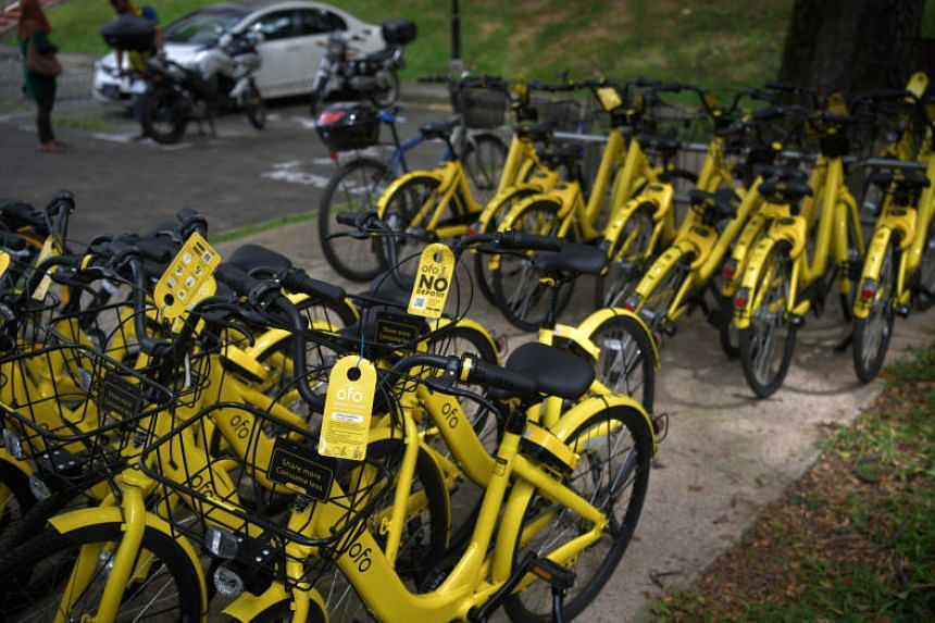 """ofo labelled the action as """"unduly aggressive"""" and said it has agreed to pay the """"relevant fees"""" for the services provided by the freight company."""