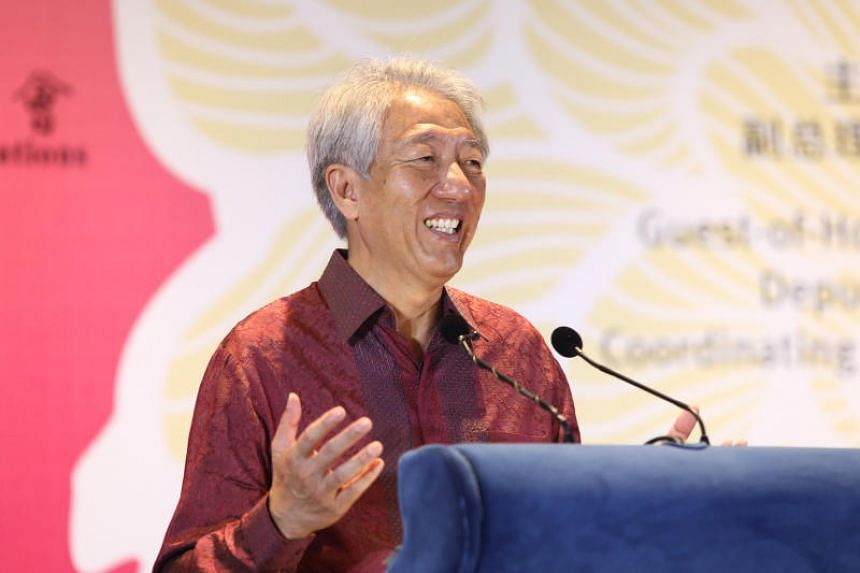 Countries should find ways to manage their ties even when they do not see eye to eye, said Singapore's Deputy Prime Minister Teo Chee Hean at the 24th Nikkei Future of Asia Conference in Tokyo on June 11.