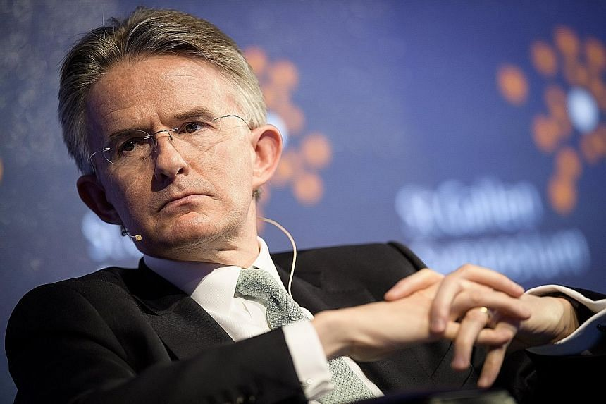 HSBC chief executive John Flint said it was time for the bank to get back into growth mode after restructuring.