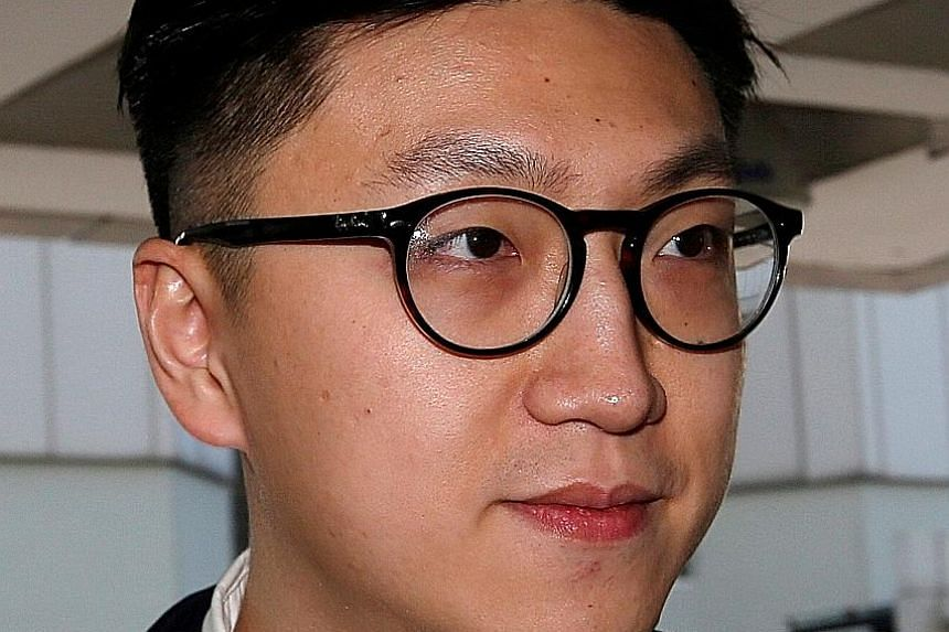 Edward Leung also pleaded guilty in January to a charge of assaulting a police officer during the 2016 clashes.