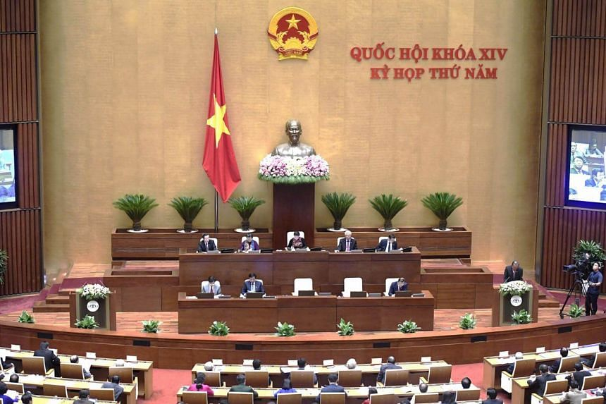 Vietnam's National Assembly has passed a cyber security law that has drawn dissent from some lawmakers and government leaders as well as local tech groups.