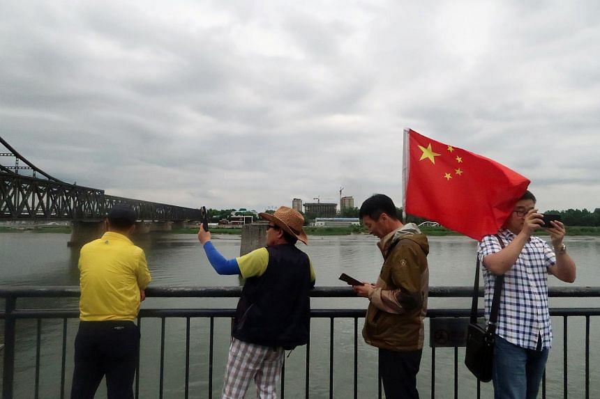As the conduit for the bulk of North Korea's international trade, Dandong's fortunes have long been hinged to those of the neighbouring country.