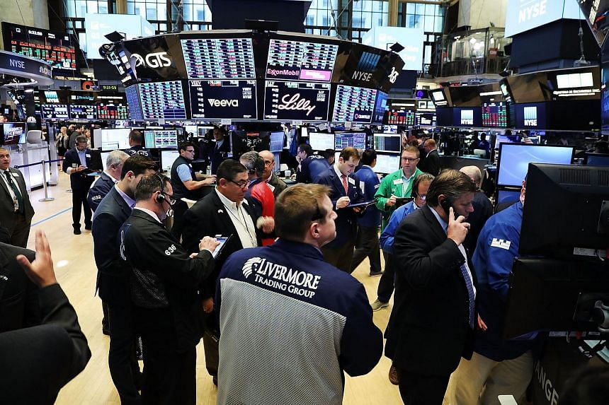 """""""Stock Market up almost 40% since the Election, with 7 Trillion Dollars of U.S. value built throughout the economy,"""" said US President Donald Trump."""