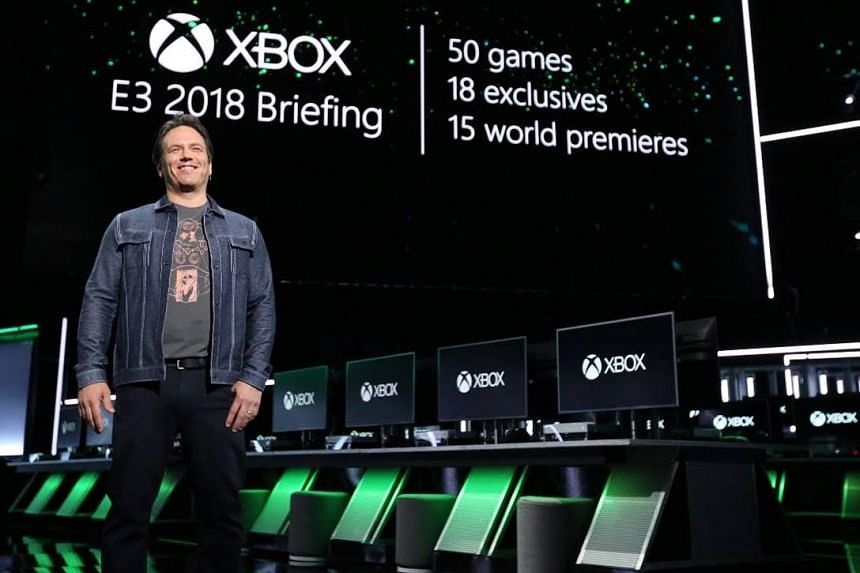Xbox head Phil Spencer says Microsoft is doubling down on game development by announcing the addition of five new creative teams to the Microsoft Studios family through acquisitions and the formation of a brand-new studio. PHOTO: MICROSOFT