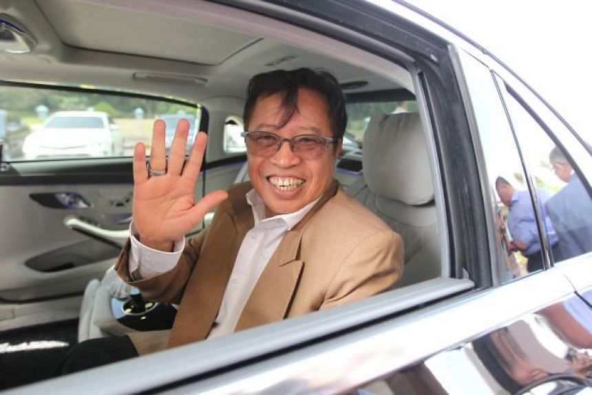 Sarawak Chief Minister and PBB president Abang Johari Tun Openg said the decision was made taking into account the country's current political developments post-GE14.