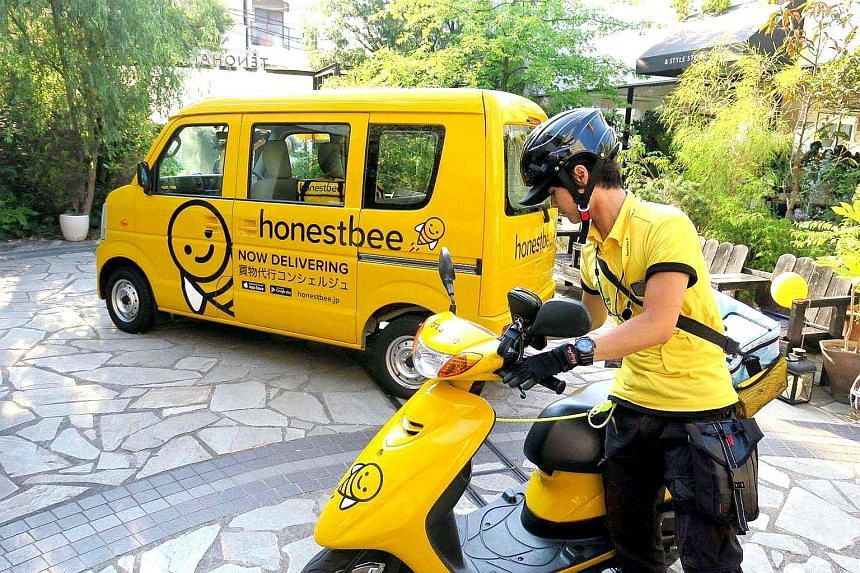 Online concierge and delivery service firm Honestbee started small but has grown by disrupting traditional business models with technology and expanding its use of data.