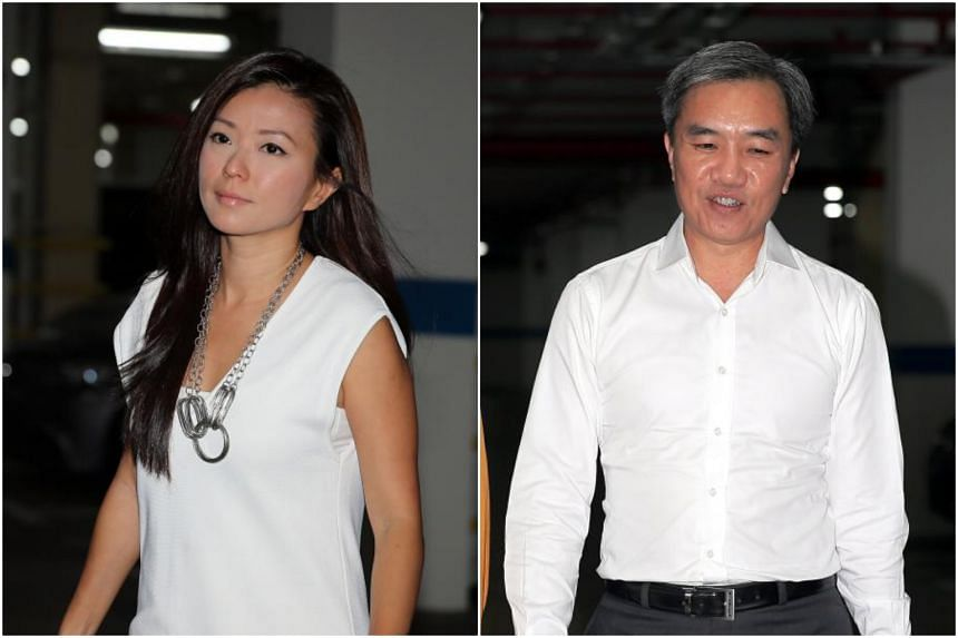 Former City Harvest Church leaders Serina Wee and John Lam were removed from the ISCA on April 9, 2018.