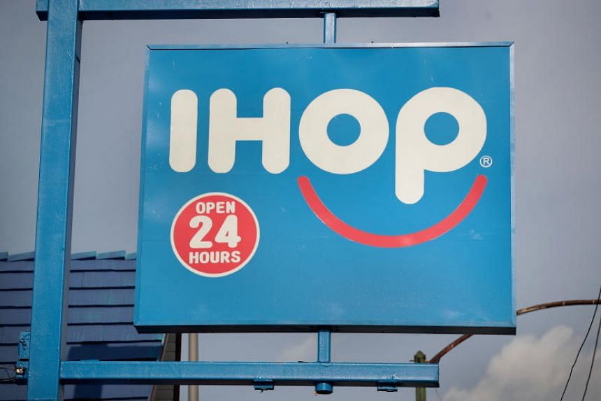 IHOP recently announced that it would change its name to IHOb to expand its market image beyond breakfast in the US.