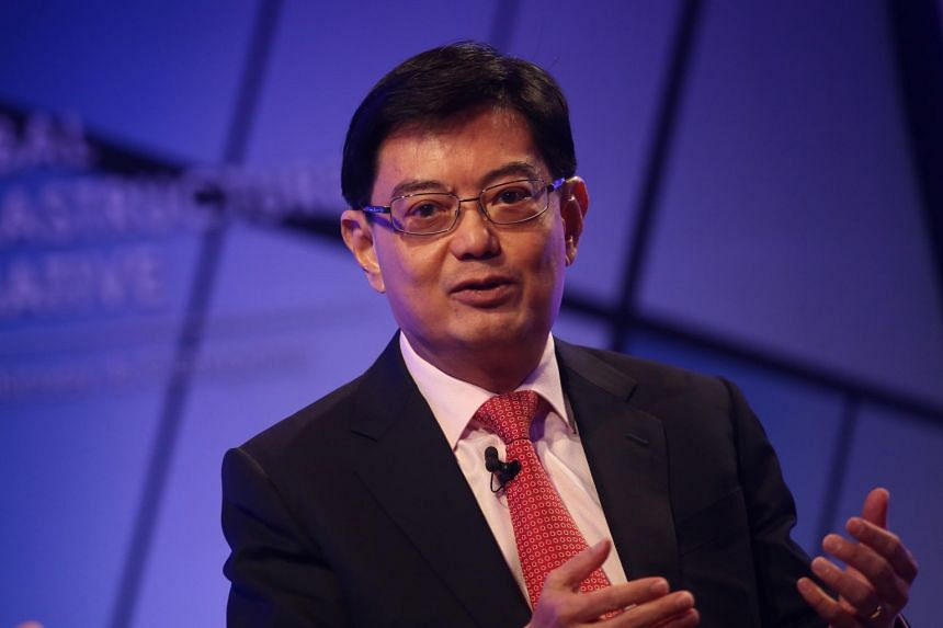"Finance Minister Heng Swee Keat said the summit had been ""an important first step towards peace on the Korean peninsula""."