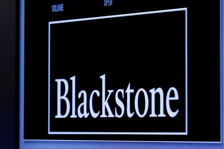 Blackstone's private equity business has about US$111 billion of assets under management.