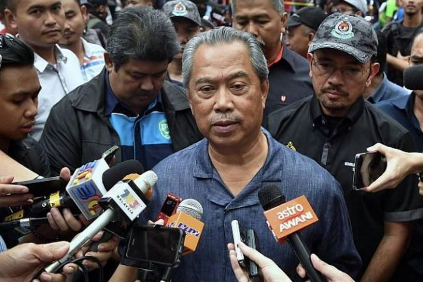Malaysia's Home Minister Muhyiddin Yassin is studying the need to conduct a major reshuffling exercise in the police force.