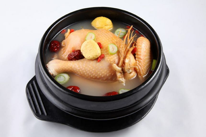 Cantonese people have an encyclopaedic collection of soups for every occasion.