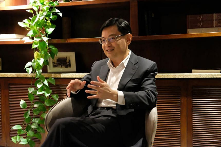 Finance Minister Heng Swee Keat said Singapore is keen to grow its collaboration with Japanese agencies and companies.