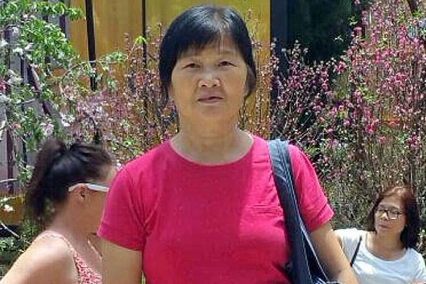 Madam Ang Liu Kiow was left in a month-long coma after being knocked over by a teenager on an e-scooter in 2016.