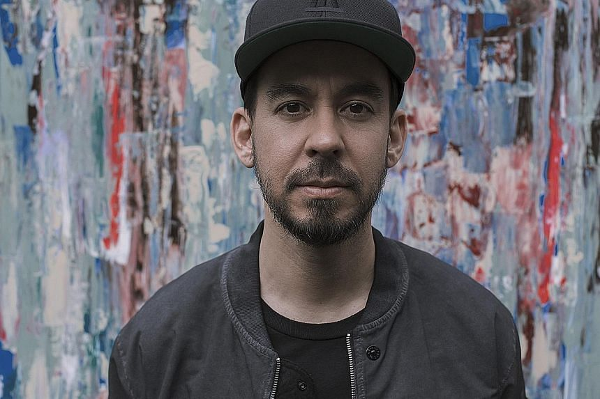 Mike Shinoda takes to social media platforms like Twitter and Instagram to engage and connect with fans.