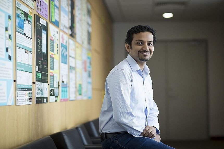 Professor Akshat Kumar's research on autonomous entities leads him to ask: How do we recreate ourselves in software?