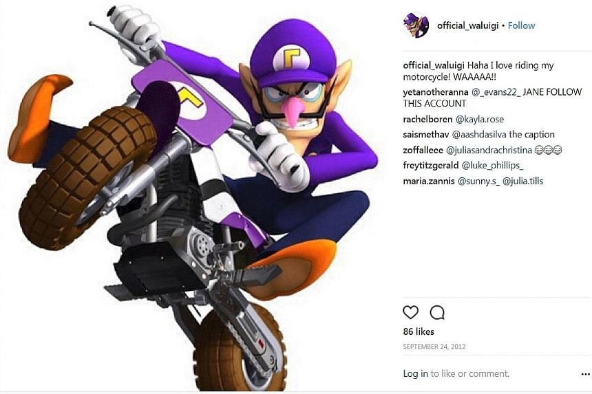 Nintendo has given gaming character Waluigi only a supporting role in a highly anticipated new video game called Super Smash Bros Ultimate.