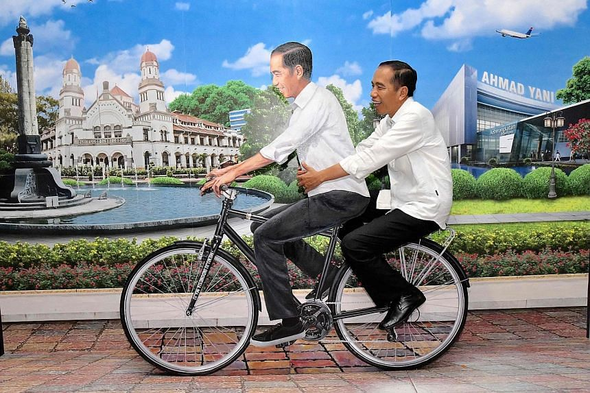 It may not be a two-horse race for Mr Prabowo Subianto after all as recent developments point to more potential candidates for the Indonesian presidency.