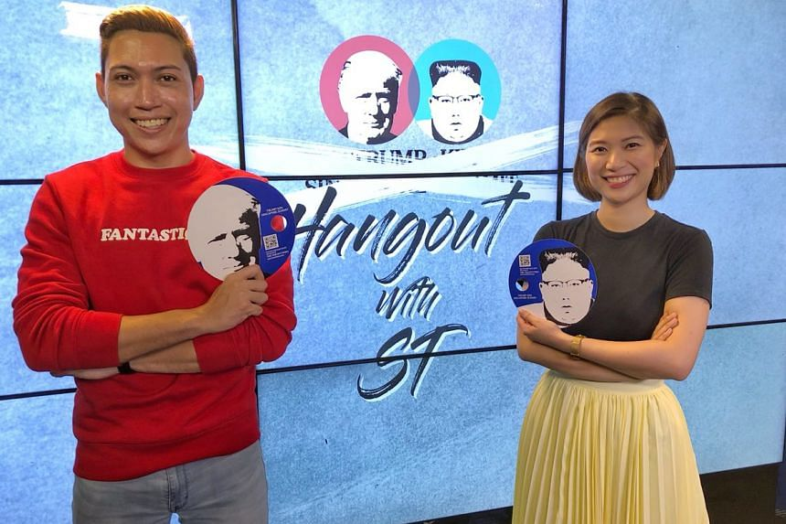 Join Alyssa Woo and Hairianto Diman as they talk about the hottest topics this week. Clothes by H&M. Makeup by Urban Decay.