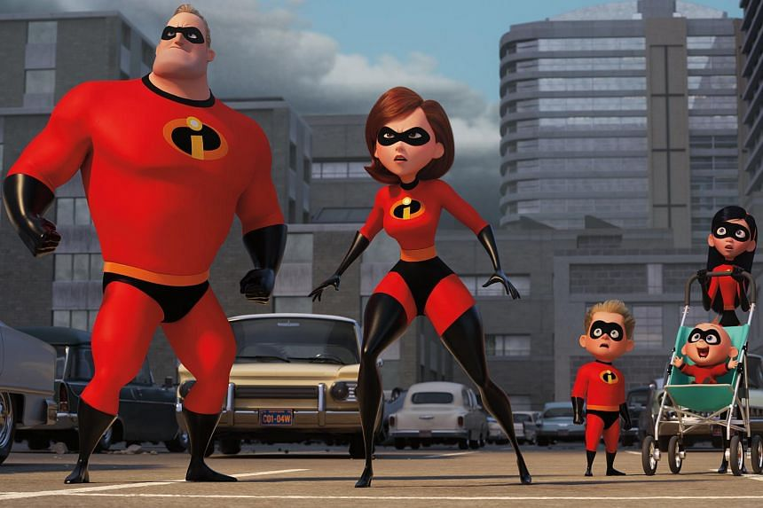 Incredibles 2 is out in theatres in Singapore on June 14, 2018.