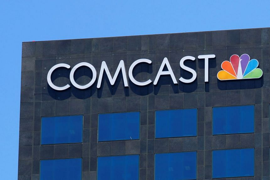 Comcast, the largest US cable-TV provider, said its offer reflects a US$65 billion (S$86.8 billion) value for Fox's entertainment assets.