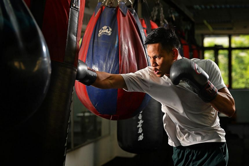 The cash sponsorship will include support for boxer Muhamad Ridhwan's training expenses, sparring partners and training camps in the lead-up to his next bout.
