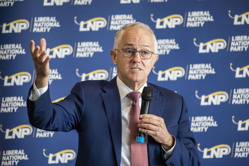 Australian Prime Minister Malcolm Turnbull needed the support of Pauline Hanson's One Nation to get legislation passed.