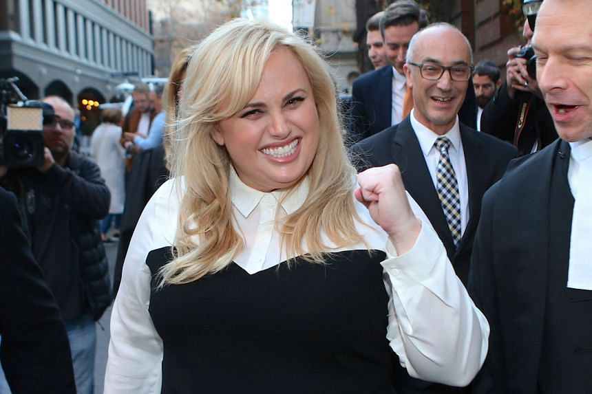 Hollywood actress Rebel Wilson had claimed a series of articles in Woman's Day, Australian Women's Weekly and OK Magazine in 2015 had portrayed her as a serial liar and damaged her reputation.