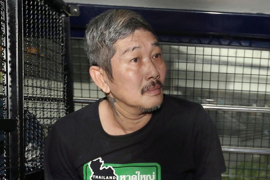 Foo Siang Thian fled Singapore after the Taman Jurong robbery in 1996 and went to Malaysia. He finally surrendered to the Royal Malaysia Police in March this year and was sent back to Singapore.